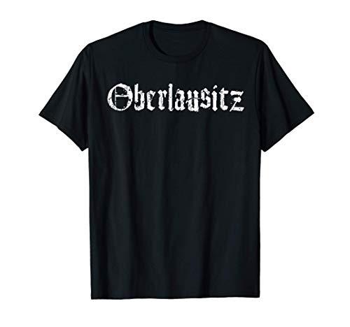 Oberlausitz Motive und Geschenke T-Shirt