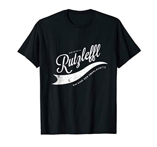 Rutzleffl - Ein Kind der Oberlausitz T-Shirt