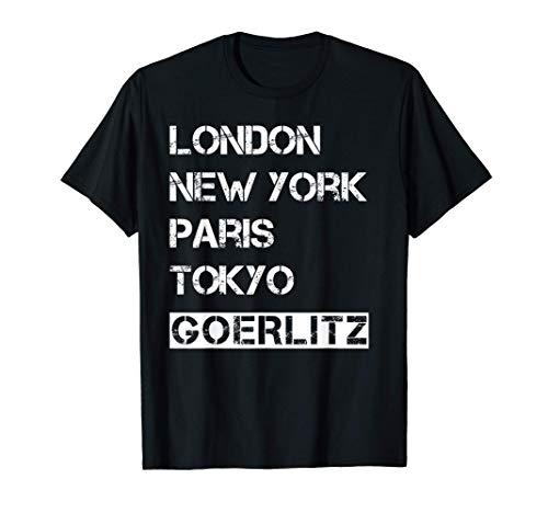 Meine Stadt! Geburtsort & Heimatliebe Görlitz T-Shirt