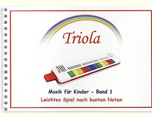 Triola Band 1 Liederbuch - DDR Produkte - für Ostalgiker - Ossi Produkte