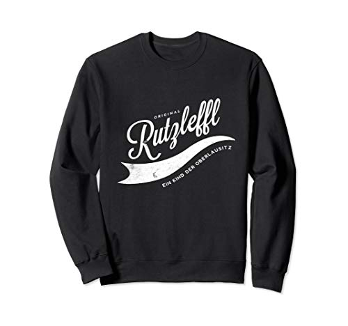 Rutzleffl - Ein Kind der Oberlausitz Sweatshirt