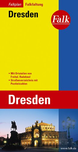 Falkplan Falk-Faltung Dresden
