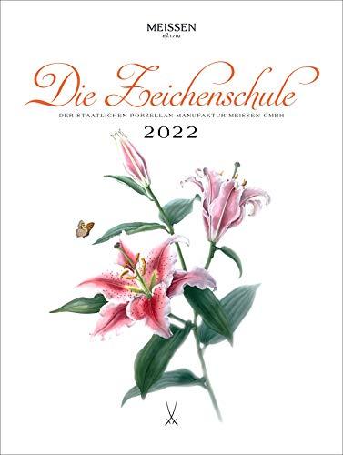 Die Zeichenschule 2022: Kalender der Staatlichen Porzellan-Manufaktur Meissen