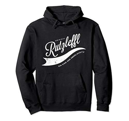 Rutzleffl - Ein Kind der Oberlausitz Pullover Hoodie