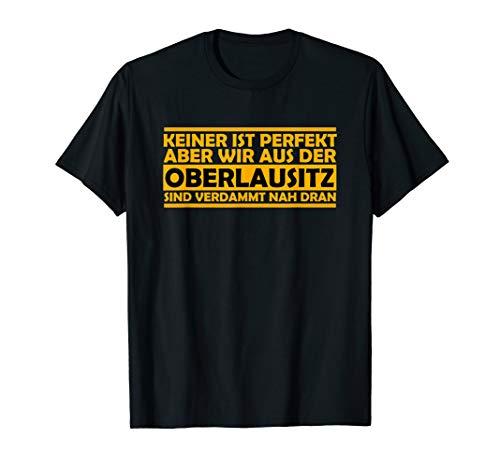 T-Shirt Oberlausitz Görlitz Bautzen Löbau Zittau Hoyerswerda