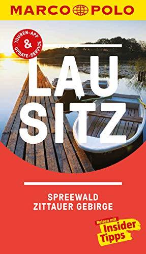 MARCO POLO Reiseführer Lausitz, Spreewald, Zittauer Gebirge: Inklusive Insider-Tipps, Touren-App, Update-Service und offline Reiseatlas (MARCO POLO Reiseführer E-Book)