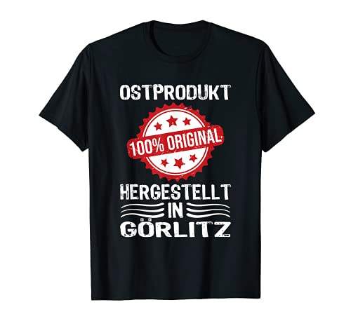 Görlitzer Sachsen Oberlausitz Görlitz T-Shirt