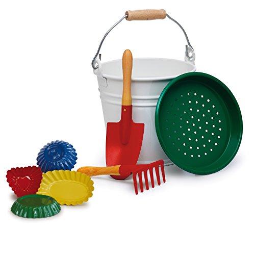 Erzi 43207 Sandspielzeug Metall für den Sandkasten