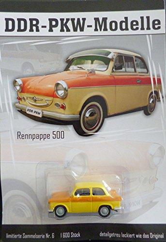 vielesguenstig-2013 DDR PKW Modell Sammlermodell Trabant Trabi 500 Nr. 6