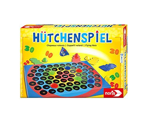 Noris 606049102 606049102-Hütchenspiel, Kinderspiel
