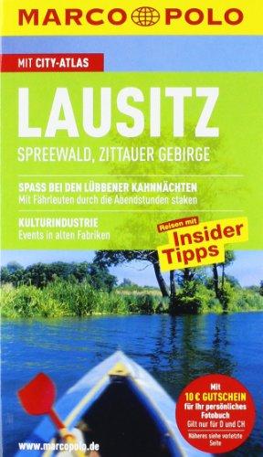 MARCO POLO Reiseführer Lausitz, Spreewald, Zitauer Gebirge