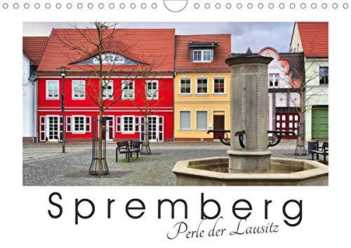 Spremberg - Perle der Lausitz (Wandkalender 2021 DIN A4 quer)