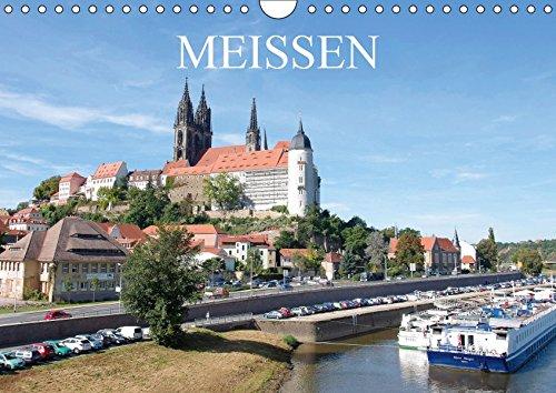 Meißen (Wandkalender 2019 DIN A4 quer): Impressionen aus Meißen (Monatskalender, 14 Seiten ) (CALVENDO Orte)