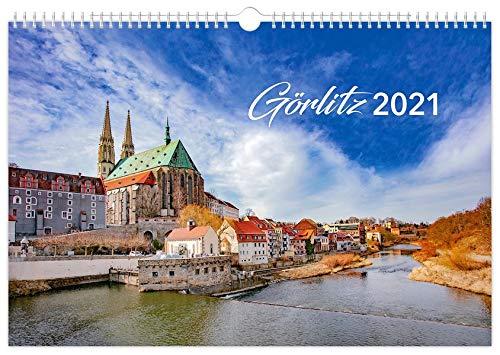 Kalender Görlitz 2021: 45x30cm