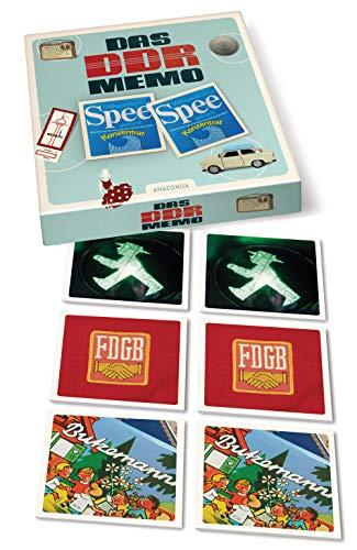 DDR - Das Memo-Spiel
