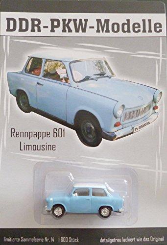 DDR PKW-Modell - Trabant 601 Limousine - Nr.14