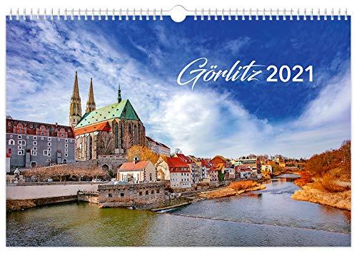 Kalender Görlitz 2021   45 x 30 cm