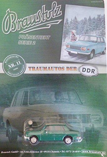 vielesguenstig-2013 DDR PKW-Modell Sammlermodell Brauerei Braustolz Wartburg 353 Nr. 11