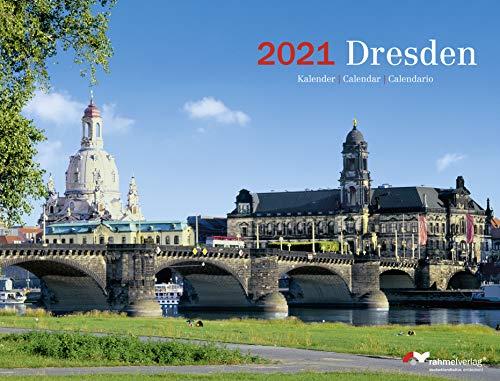 Kalender Dresden 2021