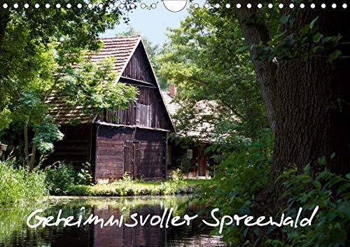Geheimnisvoller Spreewald (Wandkalender 2021 DIN A4 quer)
