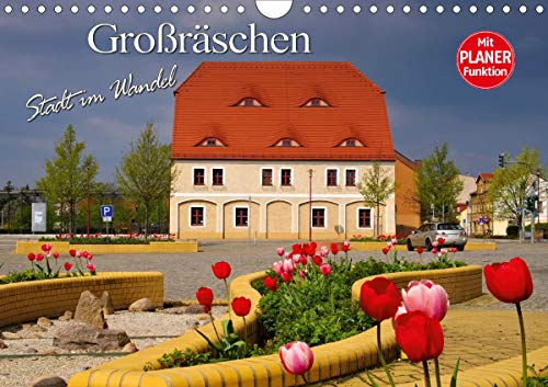 Großräschen - Stadt im Wandel (Wandkalender 2021 DIN A4 quer)