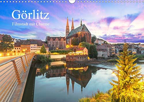 Görlitz - Fimstadt mit Charme (Wandkalender 2020 DIN A3 quer)