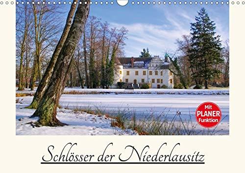 Schlösser der Niederlausitz (Wandkalender 2020 DIN A3 quer): Rundreise durch das südliche Brandenburg und Nordsachsen (Geburtstagskalender, 14 Seiten ) (CALVENDO Orte)