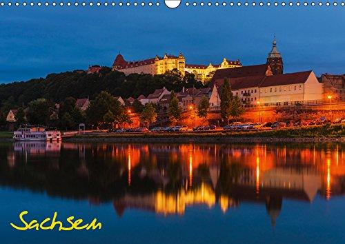Sachsen (Wandkalender 2019 DIN A3 quer): Der Fotograf Gunter Kirsch zeigt einige der schönsten Orte im Freistaat Sachsen. (Monatskalender, 14 Seiten ) (CALVENDO Orte)