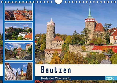 Bautzen - Perle der Oberlausitz (Wandkalender 2020 DIN A4 quer): Fotografischer Streifzug durch die alte Stadt Bautzen (Monatskalender, 14 Seiten ) (CALVENDO Orte)