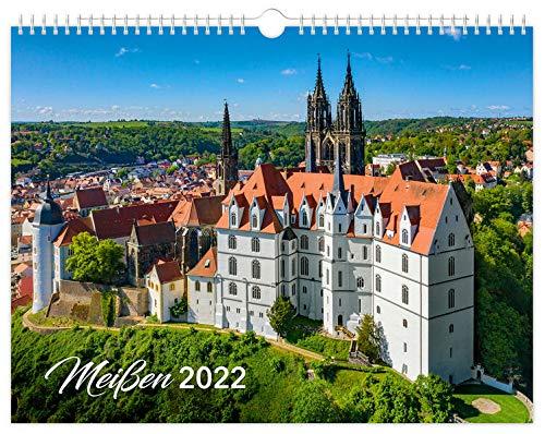 Kalender Meißen 2022: 40x30cm