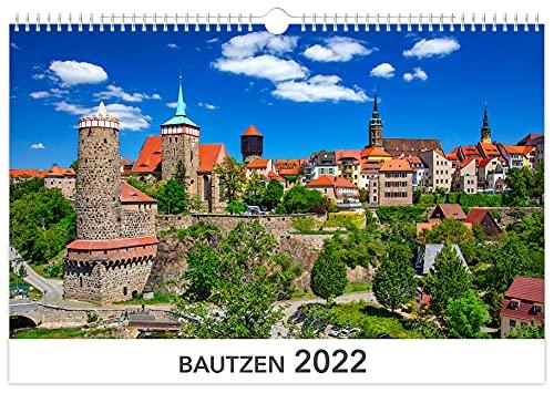Kalender Bautzen 2022   45 x 30 cm