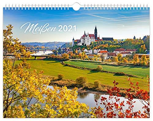 Kalender Meißen 2021 | 40 x 30 cm