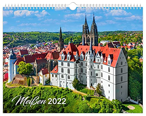 Kalender Meißen 2022 | 40 x 30 cm