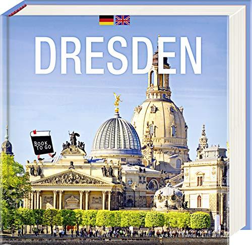 Dresden: Book To Go - Der Bildband für die Hosentasche