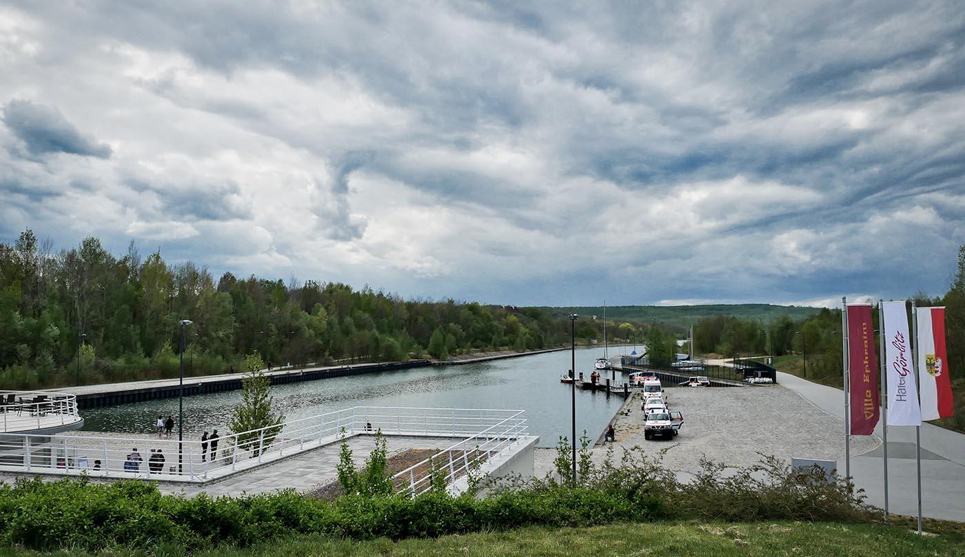 0014 Berzdorfer See Hafen
