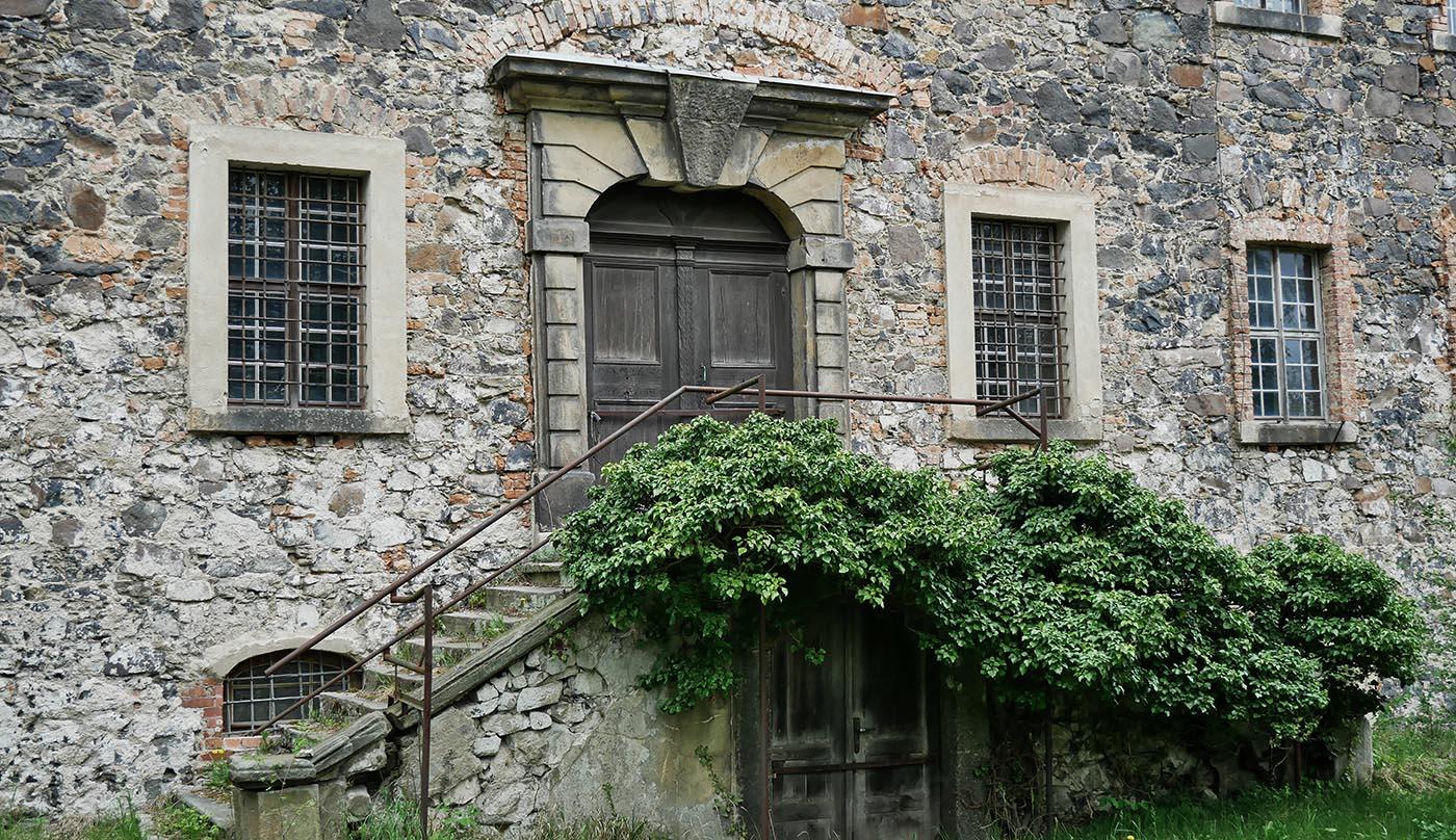 0019 Wasserschloss Eingang Berzdorfer See