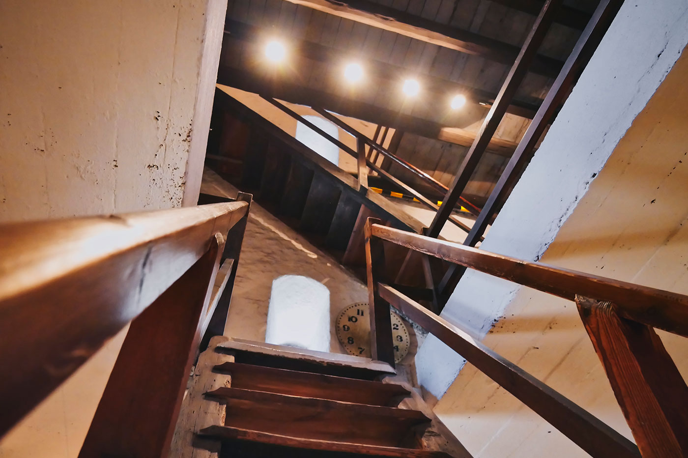 176 Treppen Reichenbacher Turm