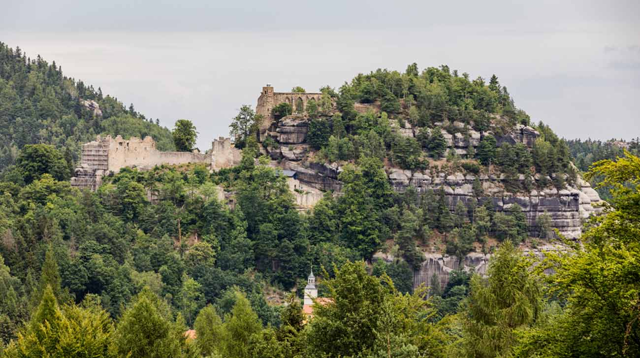 Burg Kloster Oybin