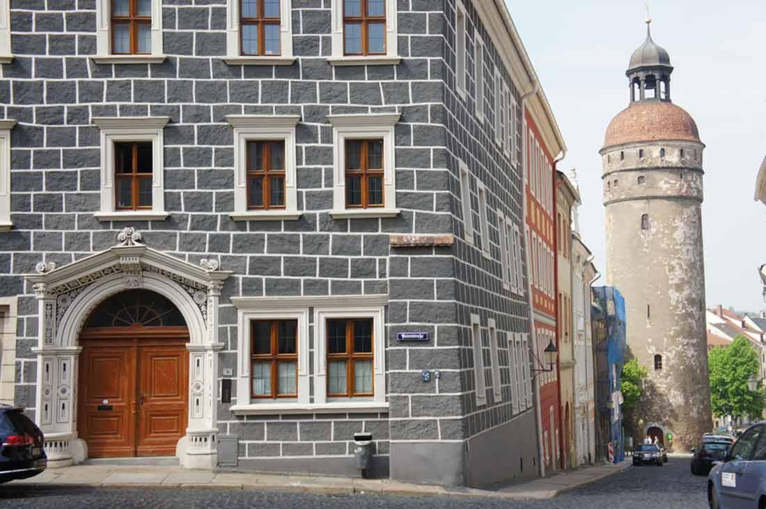 Görlitzer Nikolaiturm