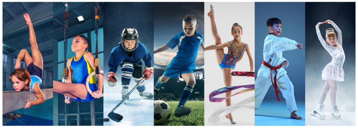 Sportarten Sportarten