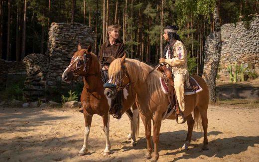 Karl May Spiele Bischofswerda Pferde