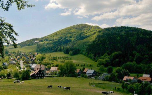 Lausche im Zittauer Gebirge