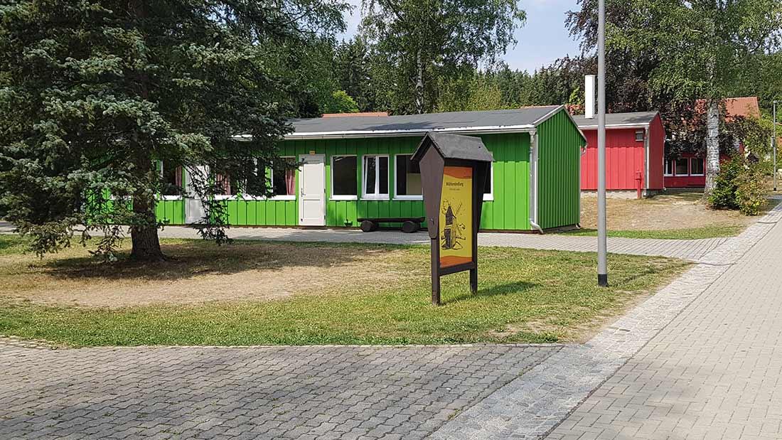 Ferienlager in der Oberlausitz,