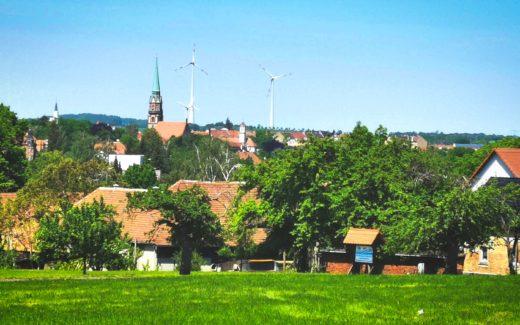 Stadtfoto Löbau