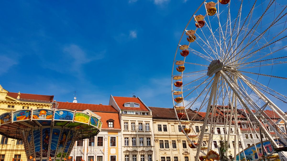 Altstadtfest Goerlitz Obermarkt