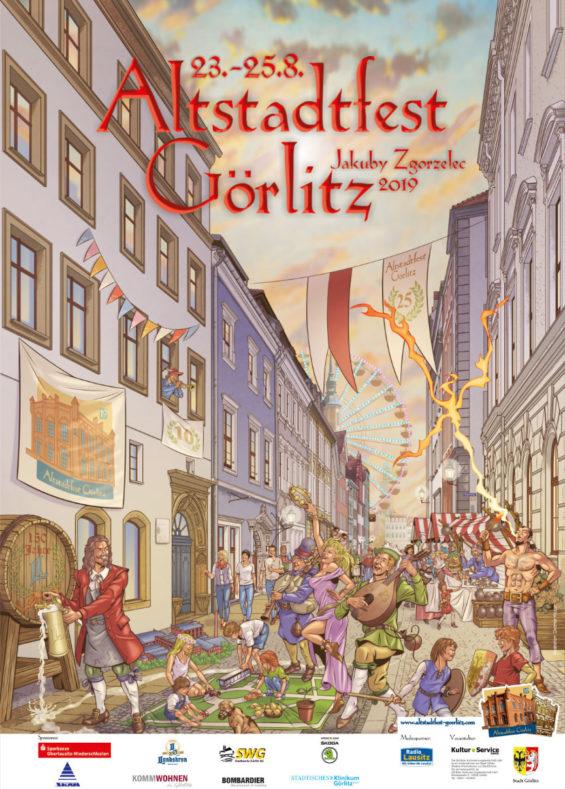 Altstadtfest Goerlitz e1561624815540