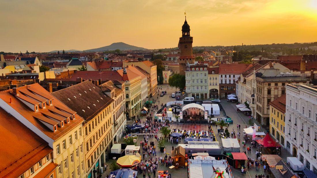 Altstadtfest Goerlitz was ist auf dem obermarkt