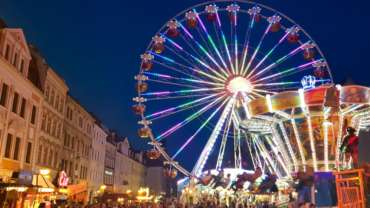 Altstadtfest Rummel