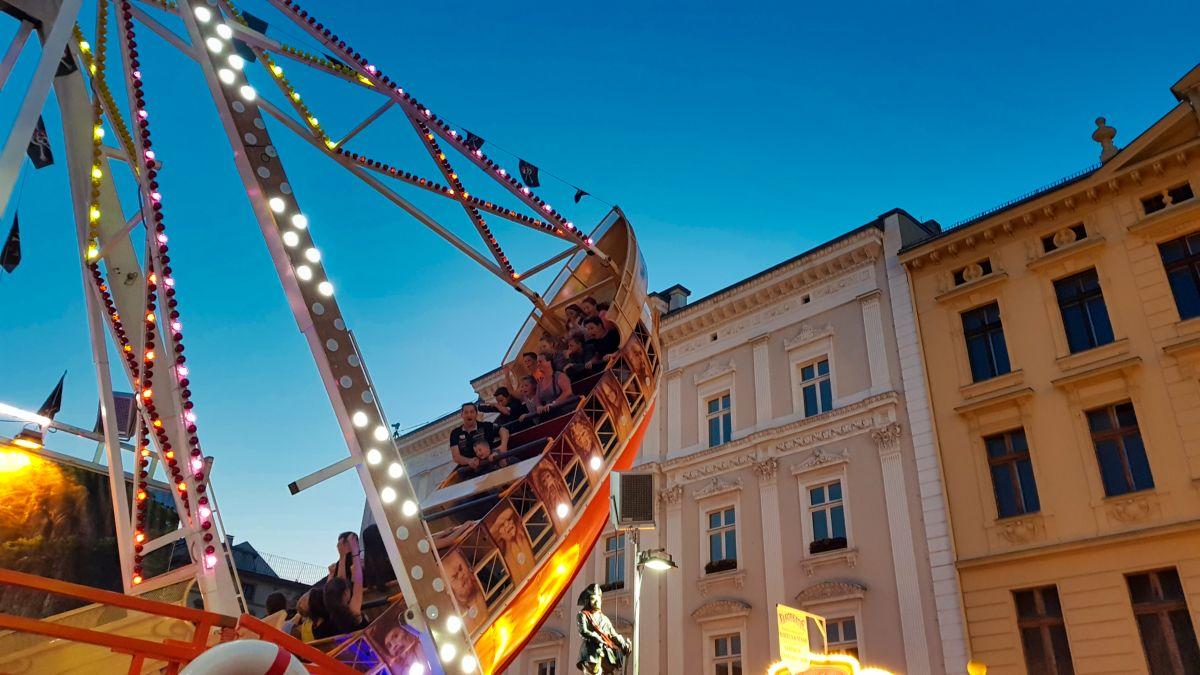 Altstadtfest Spass Goerlitz