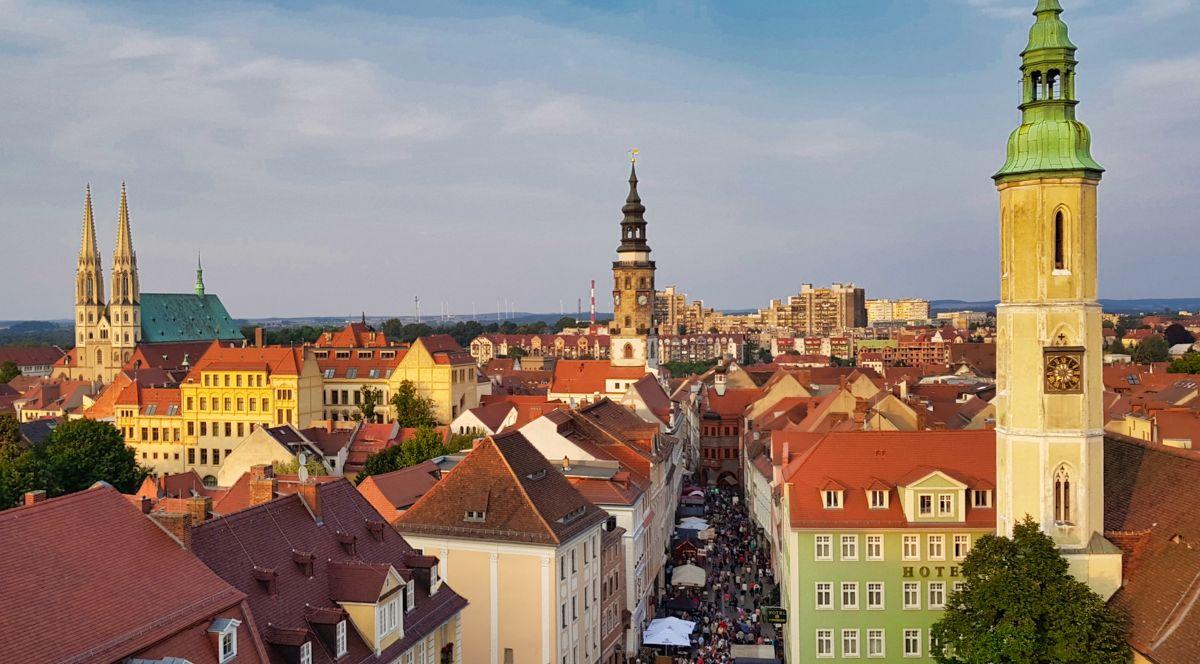 Altstadtfest blick auf den Untermarkt